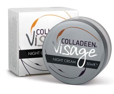 Colladeen Visage Night Cream - image